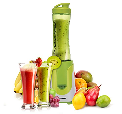 Original Melissa Smoothie to Go – All in One Mixer avec gobelet et couvercle