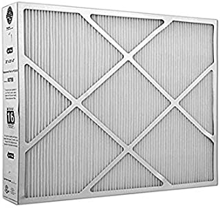 2-Pack, Lennox Y6604, Healthy Climate 100908-10 PureAir 20 x 26 x 5 MERV 16 Carbon Clean 16 Pleated Filter for PCO3-20-16