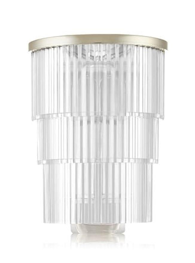 アーネストシャクルトンピンク拡声器【Bath&Body Works/バス&ボディワークス】 ルームフレグランス プラグインスターター (本体のみ) シャンデリアナイトライト Wallflowers Fragrance Chandelier Night Light [並行輸入品]