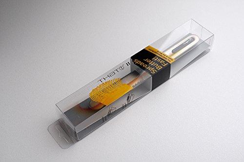 ザットTHATバターナイフ熱伝導銅合金チタン加工レッド17.6cmスプレッドSPR21R
