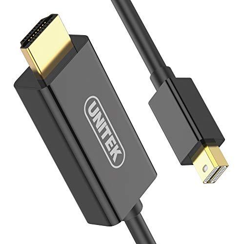 UNITEK Y-6357BOX MiniDisplayPort - HDMI premium kabel m/1,8 m zwart