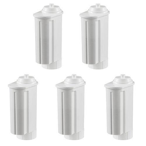 5 Wasserfilter passend für Ihren Kaffeevollautomat von Siemens, Bosch, Gaggenau, Neff, VeroBar