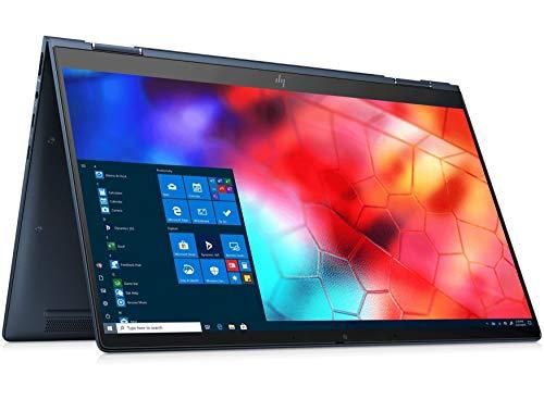 "HP Elite Dragonfly 13.3"" FHD IPS Touchscreen Convertible Laptop – i7 8565U, 16GB DDR4, 1TB NVMe SSD, 4G LTE, Wireless 11ax & Bluetooth 5, Windows 10 Pro – Active Pen - UK Keyboard layout"