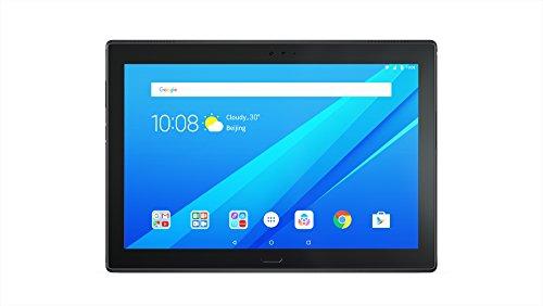 "Lenovo Tab4 10 Plus - Tablet 10,1"" FullHD (Procesador Qualcomm Snapdragon 625, RAM de 3GB, memoria interna de 32GB, Camara de 8MP, Sistema Operativo Android, WiFi + Bluetooth 4.0) color negro"