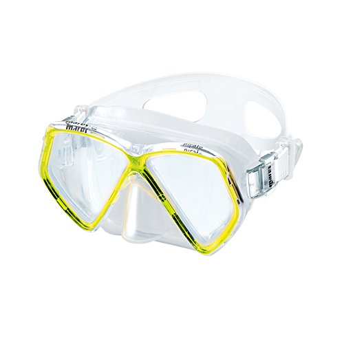 Mares Mask Pirate '10 Taucherbrille-transparent/CL, BXRBLCL