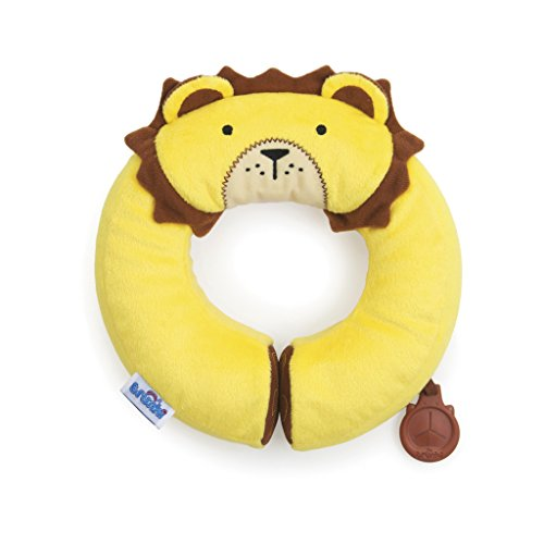 Best Travel Pillows for Kids - Trunki Kid's Travel Neck Pillow