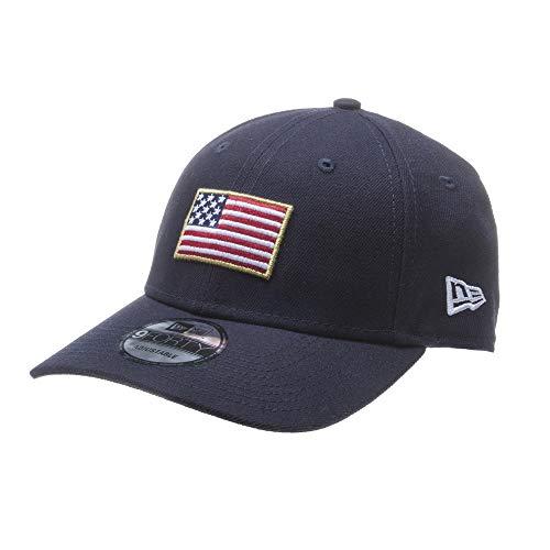New Era 9forty USA Hombre Cap Azul