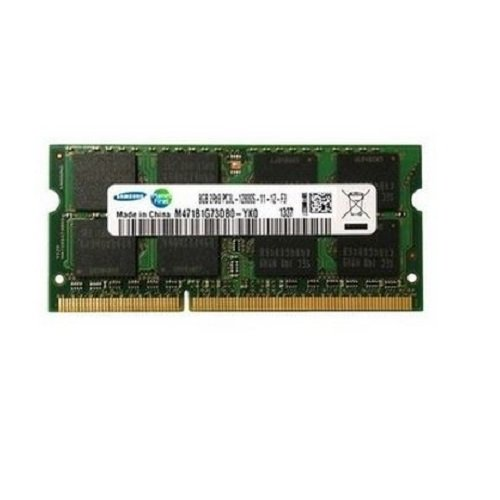 Samsung M471B1G73DB0-YK0 interner Speicher (SO-DIMM, DDR3L-1600, 8GB kit (1 x 8GB))