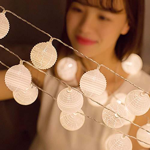 Bal, golvende slingers, voor buiten, lichtdiode, kerstboom, deur, tuin, terras, bruiloft, tent, kamer en party voor meisjes, party, bruiloft, kerstboom.