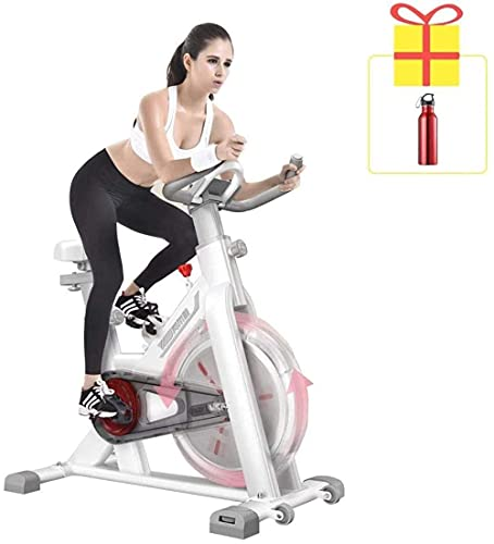 YXYY Indoor Spinning Bike (Inviare Bollitore in Acciaio Inox) 360 Gradi Trasparente all-Inclusive Cyclette Ultra-Silenzioso Running Cyclette Pedale Domestico Attrezzatura Sportiva Indoor dsfhsfd