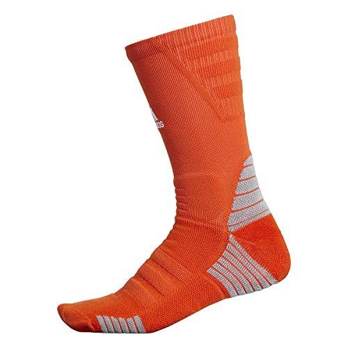 adidas Alphaskin Maximum Cushioned Crew Socks (1-Pack)