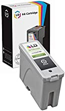 LD Remanufactured Ink Cartridge Replacement for Epson S020187 (Black)