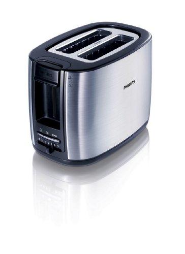 Philips HD2628/20 950 W broodrooster, kunststof, zilver