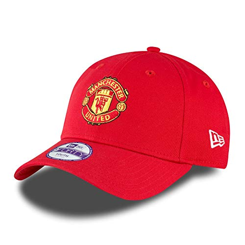New Era Endant 9Forty Cap - Manchester United Rouge