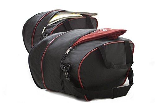 Motorradkoffer-Innentaschen passend zu Gepäck, Seitenkoffern Ducati Multistrada 1200, 1200S