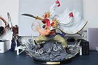 ワンピース フィギュア 白ひげ エドワード・ニューゲート Ver.A Model Palace(模玩殿堂) 大型スタチュー GK 改造 一品物 POP