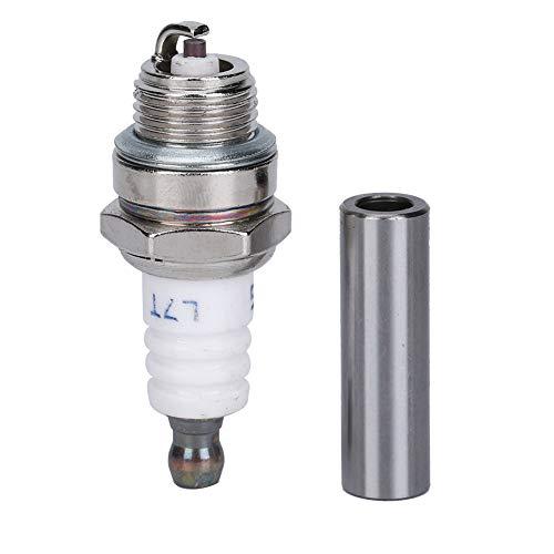 Juego de pistón de cilindro, juego de anillos de pistón de cilindro de reemplazo directo resistente al desgaste para motosierra de gasolina Husqvarna 353