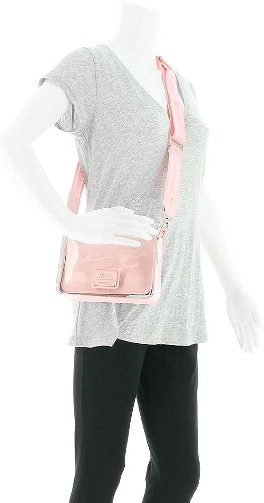 Loungefly Barbie Lock Crossbody Bag