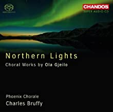 Gjeilo: Northern Lights (Choral Works) (Chandos: CHSA 5100) by Phoenix Chorale (2012-02-02)