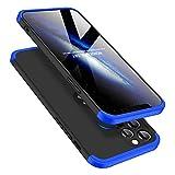 IMEIKONST Compatible con iPhone 12 Pro MAX Funda 3 in 1 Caso Slim Design PC Hard...