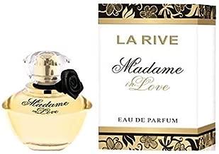 Madame in Love Perfume By La Rive for Woman Eau De Perfume Edp spray 90ml/3.0oz by La Rive