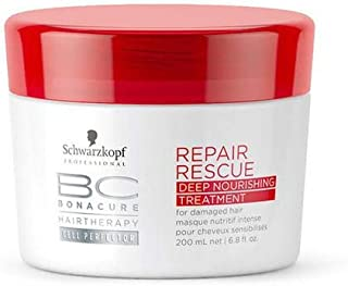 Schwarzkopf BC Bonacure Repair Rescue deep nourishing Treatment conditioner 200ml