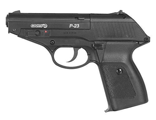 Tiendas LGP - Gamo - Pistola Gamo P-23, Arma de Aire comprimido, Potencia de 3,5 Julios, 4,5 mm, Velocidad de Salida 125 m/s.