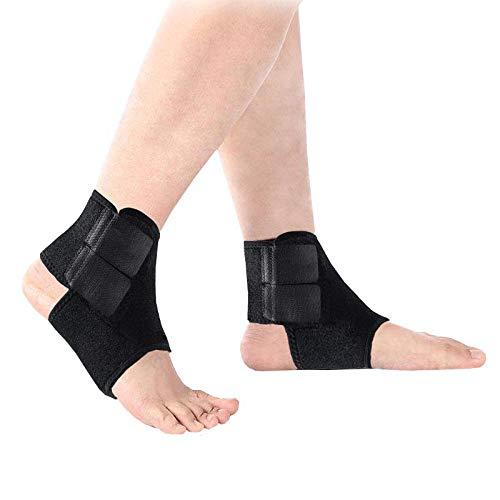 Enkelband 1 Pc Verstelbare Enkelband Basketbal Voetbal Voet Sprain Bescherming Ankle Brace Ondersteuning Gym Enkel Sleeve Sokken