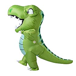 6. Spooktacular Creations Full Body Inflatable Adult Dinosaur Costume