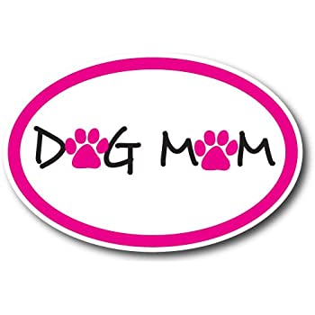 Magnet Me Up Blank Pink Pawprint Car Magnet 2x7 Paw Print Auto Truck Decal Magnet