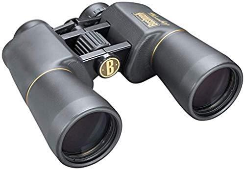 Bushnell 10x50mm Legacy - Prismático, resistente al agua, negro