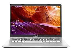 ASUS VivoBook 14 Intel Core i5-1035G1 10th Gen 14-inch FHD Compact and Light Laptop (8GB RAM/512GB NVMe SSD/Windows 10/2GB NVIDIA GeForce MX110 Graphics/Transparent Silver/1.60 kg), X409JB-EK591T,Asus,X409JB-EK591T