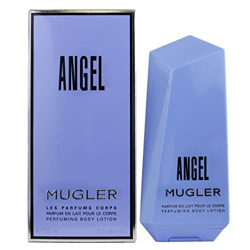 Thierry Mugler Angel Body Milk, Fresh, 200 Mililitro