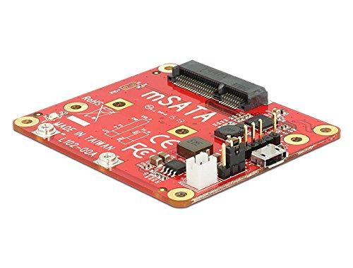 Delock Konverter Raspberry Pi USB 2.0  mSATA