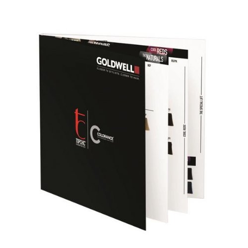 Goldwell Topchic Hair Color Farbkarte inkl, Highlift Matrix