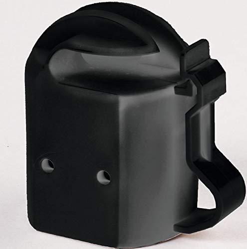 Patura Kappen Isolator für T-Pfosten, 10 Stück - Weidezaun Zubehör