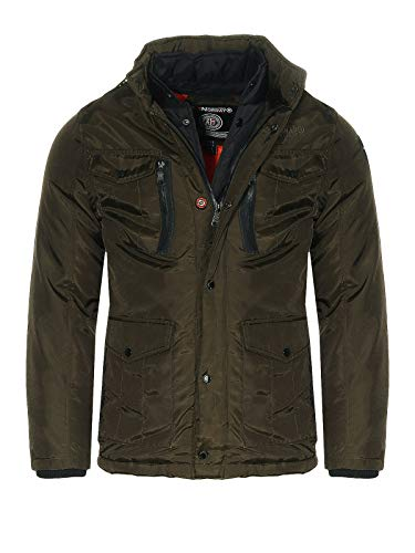 Geographical Norway Divergence Men