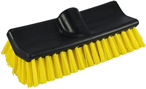 Unger Professional HydroPower Bi-Level Scrub Brush, 10'