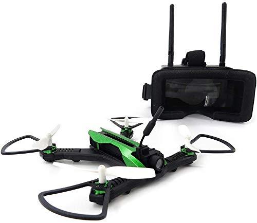 ZGYQGOO Drone et caméra à Distance GPS FPV vidéo en Direct 1080P HD et GPS: Avion à Six Axes Retour à la Maison avec Suivi la caméra Grand-Angle Ajustable, portée Longue la Batterie Intelligente