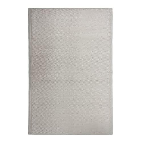 Alfombra de Exterior, 120 x 180 cm, Color Beige