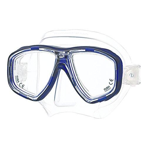Tusa tauchmaske Ceos - schnorchelmaske korrektur optische Gläser kompatibel erwachsene