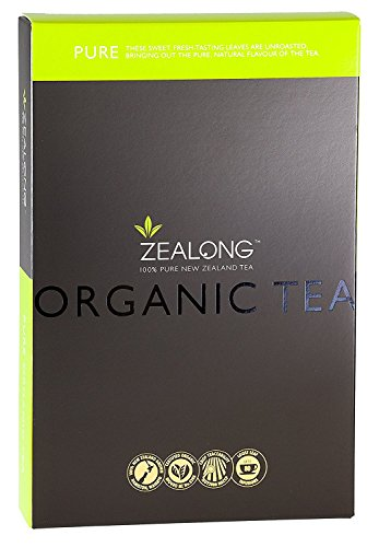 Organic Tea | Pure Oolong | Hand Picked Full Whole Loose Leaf Tea Leaves 50gram | Grown in New Zealand by Zealong, Creators of The World's Purest Tea