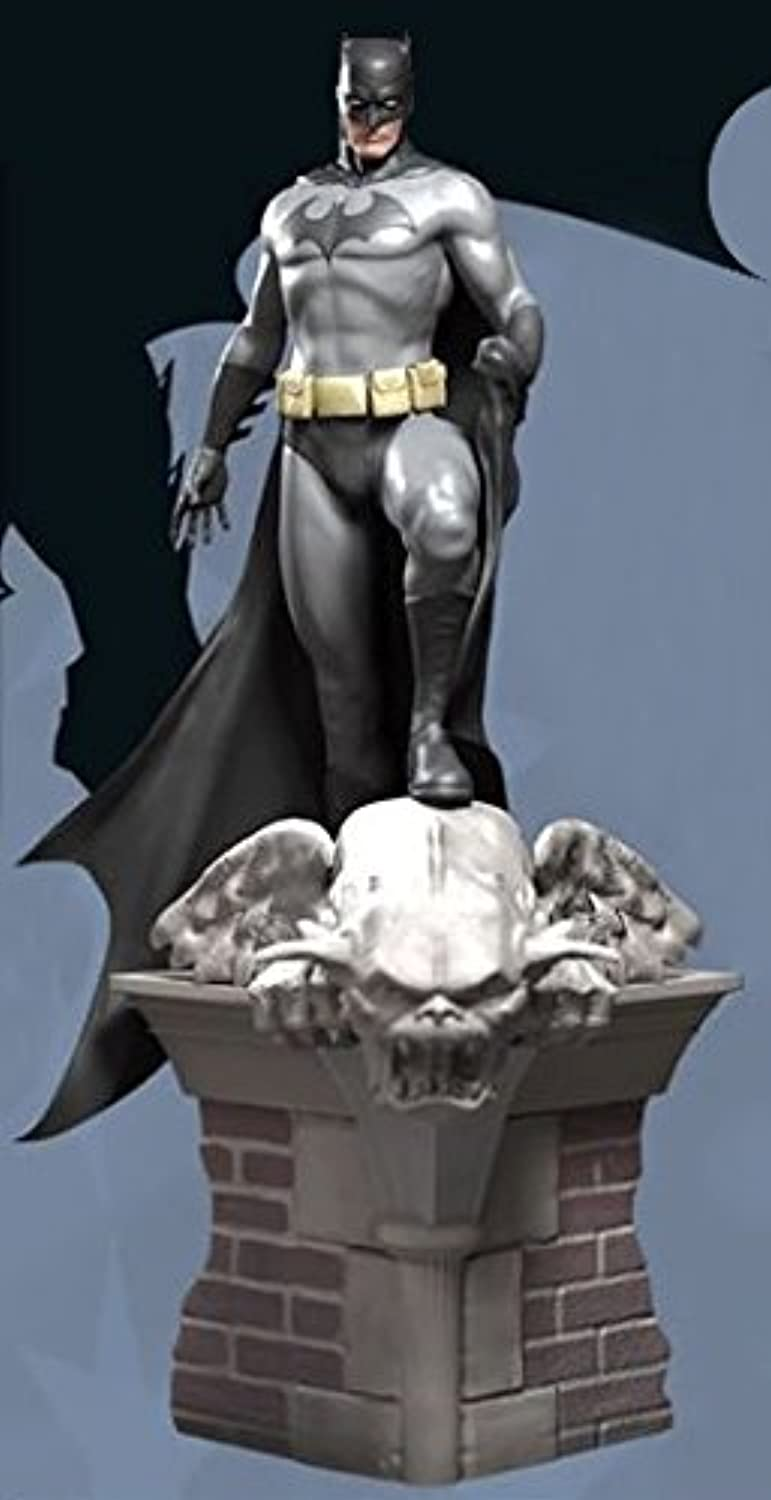 DC Comics Figura de Plomo Super Hero Collection Special Batman Rooftop