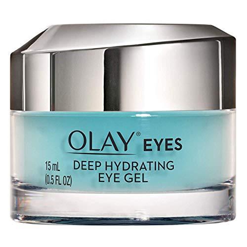 Olay Eyes - Gel hidratante profundo con ácido hialurónico, 0,5 fl oz, el embalaje puede variar