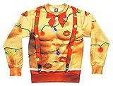 Green Turtle T-Shirts Sudadera para Hombre - Sudaderas Unisexo de Impresion 3D para Navidad Medium Multicolor
