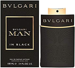 Bvlgari Man In Black Intense - For Men - Eau De Parfum - 100Ml