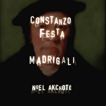Constanzo Festa: Madrigali (Arr. for Guitar)