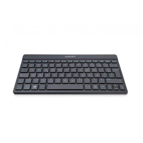 WACOM WKT-400-EN Kabellose Bluetooth-Tastatur, Englisch