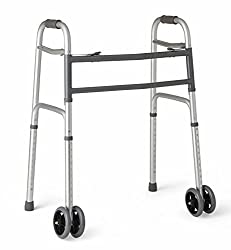 Best Medical Folding Walkers of 2021: Reviews & Buying Guide