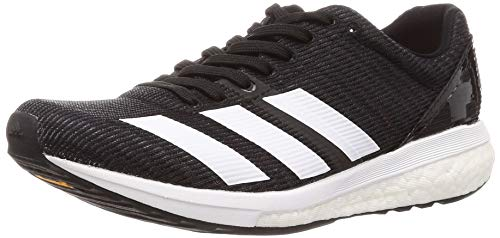 adidas Women's Adizero Boston 8 W Running Shoe, core Black/FTWR White/core Black, 4 UK